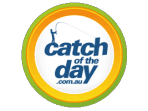 Catch Of The Day coupon Australia