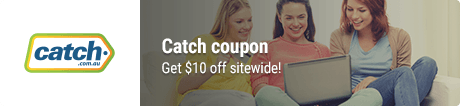 Catch Coupon - Get $10 off sitewide